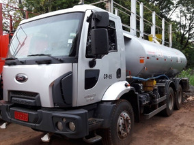 Ford Cargo 2629 6x4 Ano 2012/2013 Tanque Pipa Gascom