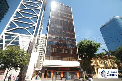 Sala Comercial Em Meio Andar Na Av. Paulista Defronte Ao Hospital Santa Catarina - Dp4758