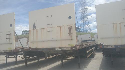 Randon Porta Container Carga Seca - 5890