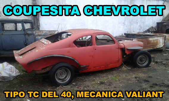 Coupe Chevrolet Tipo Tc Del 40