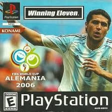 Patch Winning Eleven 2006 Alemanha Ps1/ps2 Pague 1 E Leve 5
