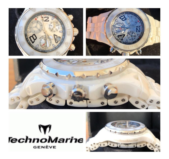 Relógio Technomarine De Cerâmica Feminino