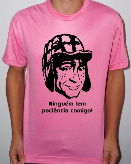 Camiseta Ou Baby Look Chaves 02