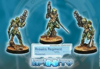 Regimiento De Asawira Spitfire (1) Haqqislam Infinity Corvus