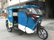 Vendo Mototaxi Listo Para Trabajar