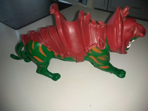Battle Cat He-man Top Toys Original De Los 80