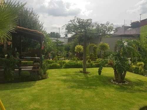 Terreno En Venta Con Jardín Ideal Para Salón De Fiestas