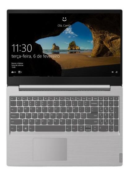 Notebook Lenovo S145 I5-8265u 8gb/1tb Hd/240 Ssd(lacrado/nf)