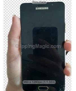 Celular Samsung A5 2016 (display Danificado)