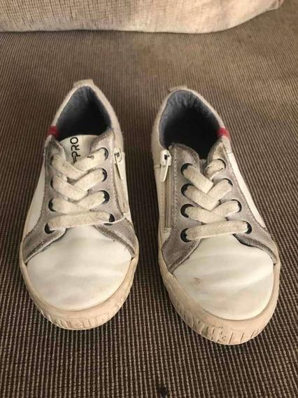 Zapatillas Zara Niño Talle 24