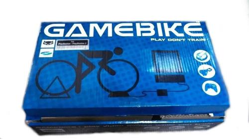 Imagem 1 de 2 de Simulador Game Bike Para Rolo De Treino