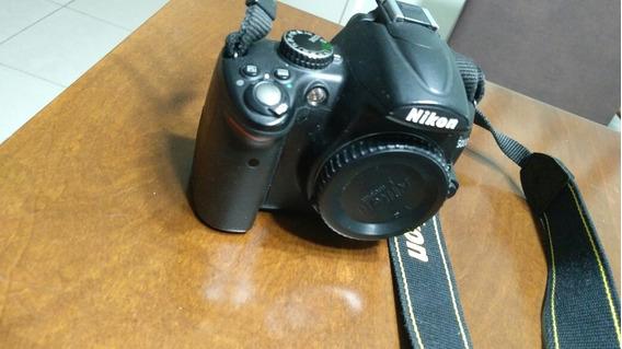 Câmera Nikon D5000 Usada.Leia Todo O Anúncio