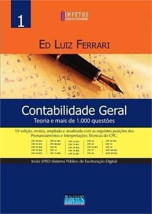 Livro Contabilidade Geral