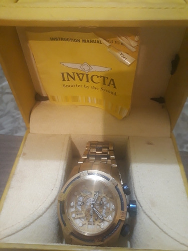 Imagem 1 de 3 de Relógio Invicta Original