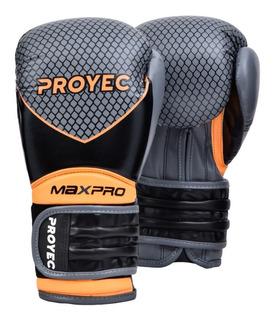 Guantes Boxeo Kick Boxing Box Muay Max Pro Proyec Importados