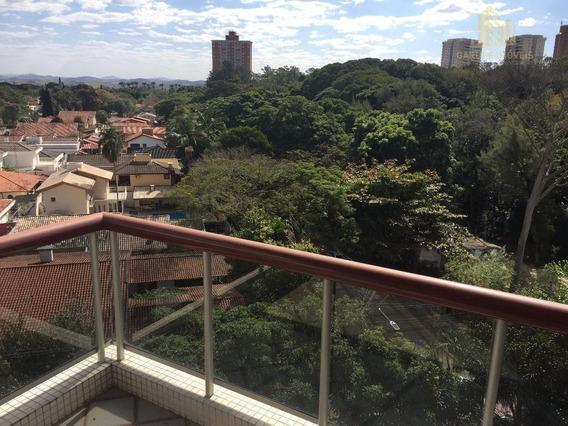 Apartamento Com 4 Dormitórios À Venda, 145 M² Por R$ 530.000 - Jardim Apolo - São José Dos Campos/sp - Ap0504