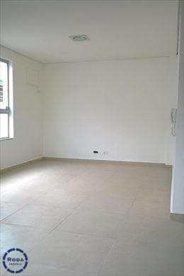 Sala Em Santos Bairro Macuco - A5334