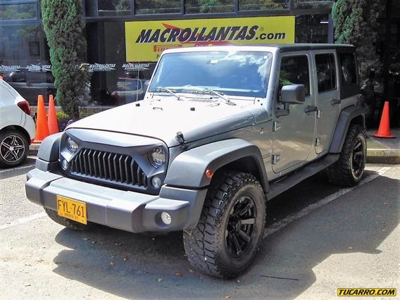 Jeep Wrangler 3600 Aut
