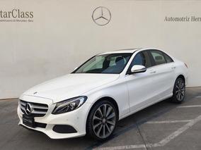 Mercedes-benz C Class 4p C 200 Exclusive L4/2.0/t Aut