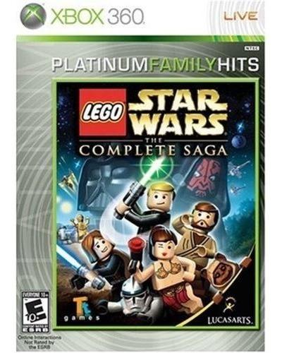 Lego Star Wars The Complete Saga Xbox 360