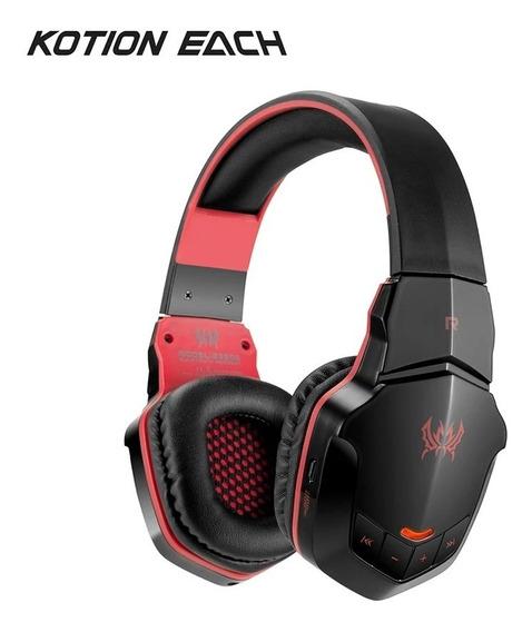 Fone De Ouvido Bluetooth 4.1 B3505 Estéreo Gamer
