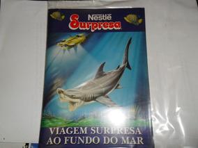 Álbum - Viagem Surpresa Ao Fundo Do Mar - 1995 - Incompleto
