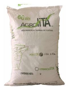 Sustrato Agrolita Perlita Costal De 100 Lts/13.5 Kilos