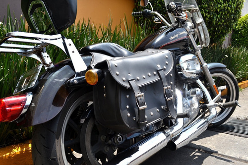 Imagen 1 de 15 de Harley Davidson Sportster Superlow 883 Lista Para Carretera