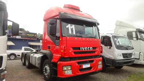 Iveco Stralis 410 6x2 2011