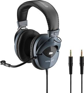 Auricular Con Microfono Para Monitoreo Jts Hpm-535