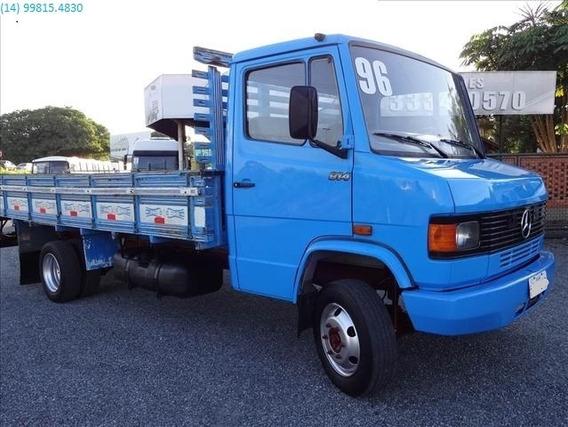 Caminhão Mb 914 Ano 1996 Direção Fone 14.99815.4830