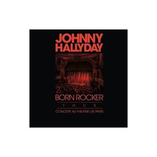 Hallyday Johnny Born Rocker Tour Lted France Import Vinylx5