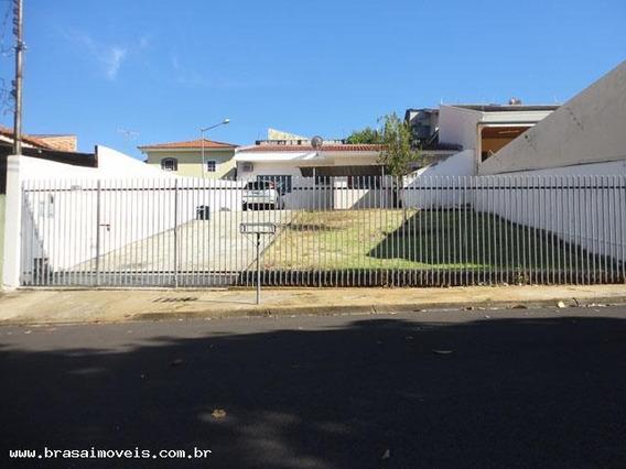 Casa Para Locação Em Presidente Prudente, Parque São Matheus, 1 Dormitório, 1 Banheiro - 00507.001
