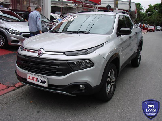Fiat Toro 2.0 Turbo Diesel Freedom Manual 2017