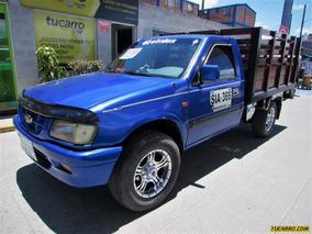 Chevrolet Luv Tfr Mt 2500 Cc 4x2 Td