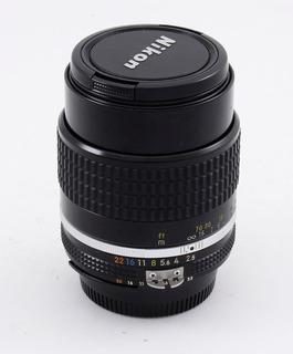 Lente Nikon 105 2.5 Ais