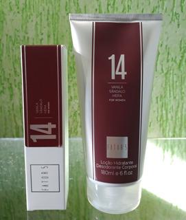 Fator 5 No. 14 (hidratante + Pocket) - Ref.: Dolce & Gabanna