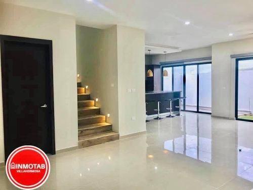 Casa Nueva En Venta En Residencial En Villahermosa