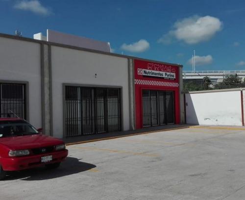 Imagen 1 de 10 de Local Comercial Renta En Libramiento Sur Poniente
