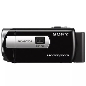 Filmadora Sony Std Dcr-pj6 70x Zoom Óptico 70x Com Projetor