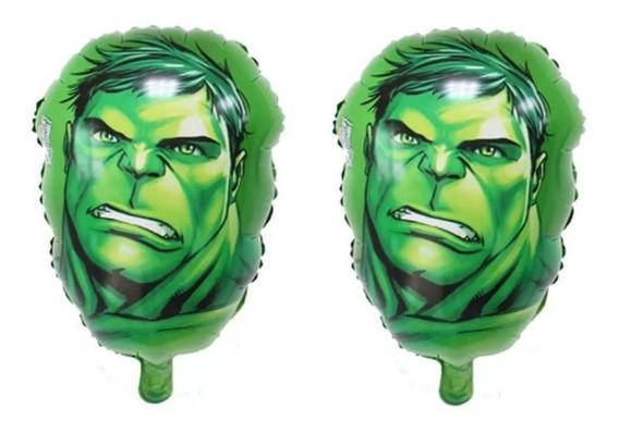 2 Globos Hulk