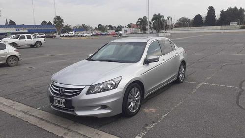 Imagen 1 de 9 de Honda Accord 2012 2.4 Ex-l At G8