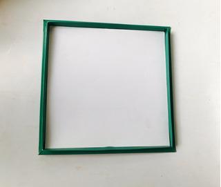 Bandeja Cartulina Verde 30x30 (x 48 Uni.) Bauletto