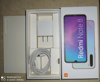Xiaomi Redmi Note 8 Versão Global 4gb Ram E 128gb Rom