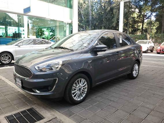 Ford Figo 2019 4p Titanium L4/1.5 Aut