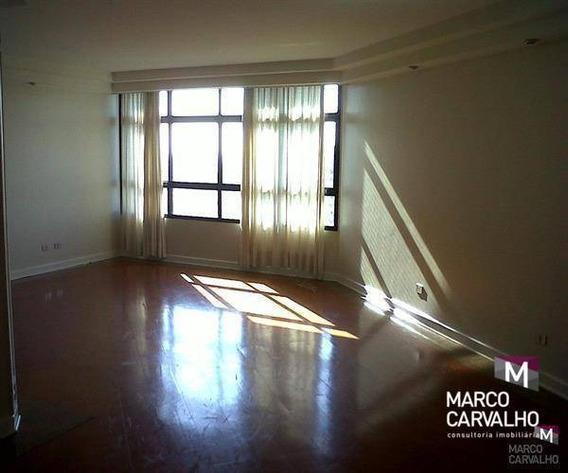 Apartamento Residencial À Venda, Edifício Leblon, Marília. - Ap0068