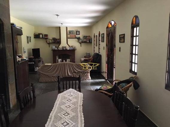 Chácara Residencial À Venda, Vila Pereira Barreto, Ribeirão Pires. - Ch0001