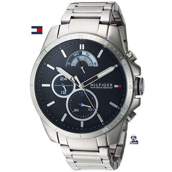 Reloj Tommy Hilfiger Cool Sport 1791348 En Stock Original