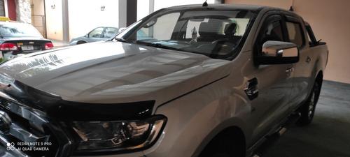 Ford Ranger Xlt Nafta Y Gnc Unico Dueño