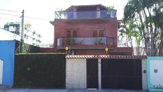 Casa Residencial À Venda, Jardim Três Marias, Guarujá - . - Ca0665